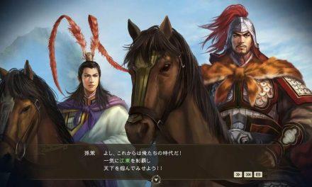 NP: Los escenarios y los rasgos de los personajes en Romance of the Three Kingdoms XIV – Diario de desarrollo