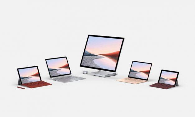 NP: Black Friday y Cyber Week traen las mejores ofertas a la familia Microsoft Surface