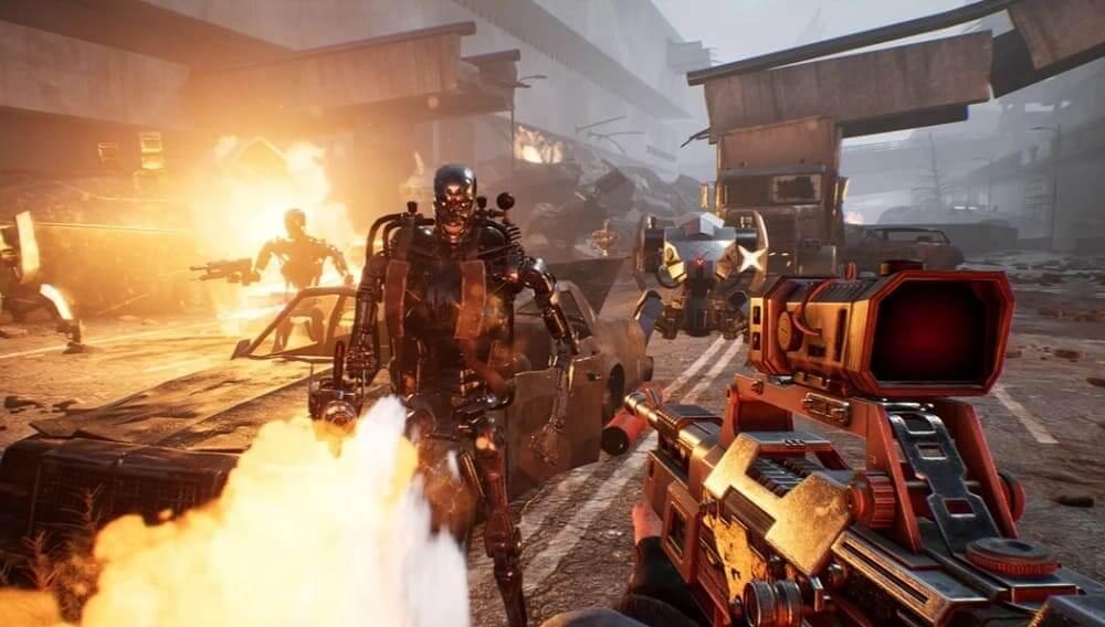NP: Terminator Resistance: tráiler lanzamiento y cómics digitales gratuitos
