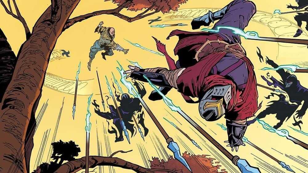 NP: Riot Games anuncia su tercera saga de cómics con Zed como protagonista