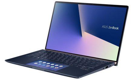 NP: ASUS lanza el nuevo ZenBook 14 (UX434)