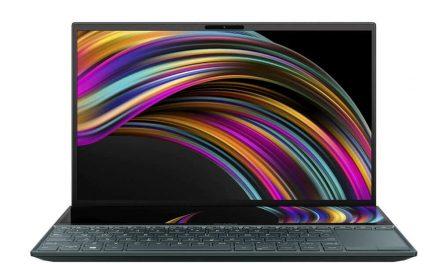 NP: ASUS lanza el ZenBook Duo (UX481) con la revolucionaria ScreenPad Plus