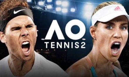 NP: Big Ant Studios y BIGBEN presenta un nuevo vídeo de AO Tennis 2