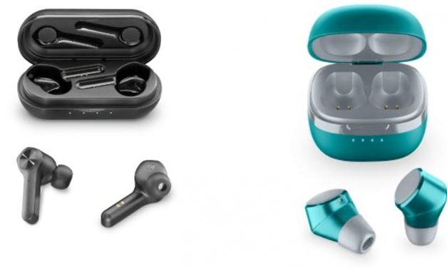 NP: Elusion y Evade: los nuevos auriculares inalámbricos compactos de AQL