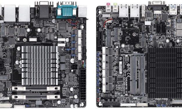 NP: GIGABYTE presenta nuevas placas base IoT,  GA-IMB1900N y GA-IMB1900TN