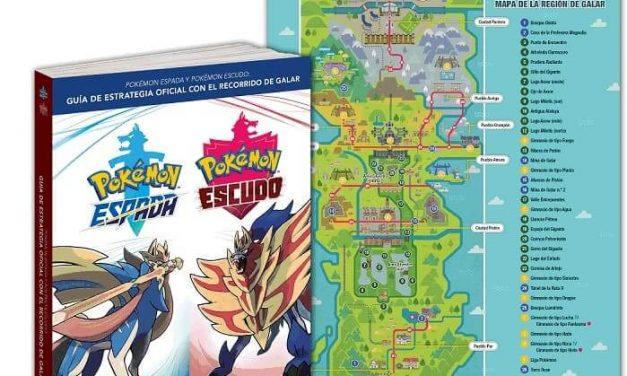 NP: Ya disponible la guía de estrategia oficial para Pokémon Espada y Pokémon Escudo