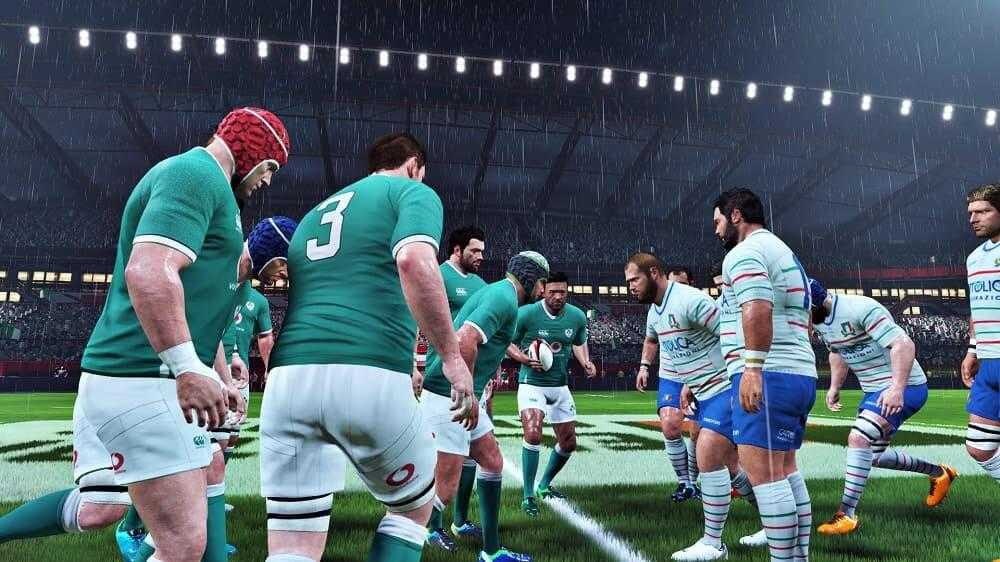 NP: Rugby 20 revela sus licencias oficiales al completo