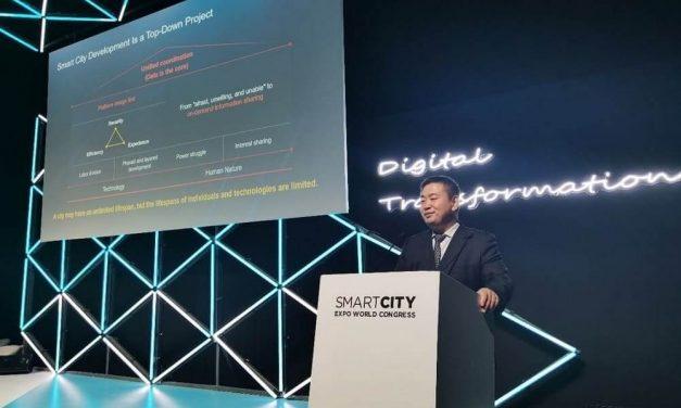 NP: La plataforma digital Horizon de Huawei construye ciudades inteligentes totalmente conectadas
