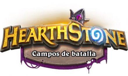 NP: Campos de batalla de Hearthstone: ¡nuevos héroes, actualizaciones de equilibrio y más cosas!