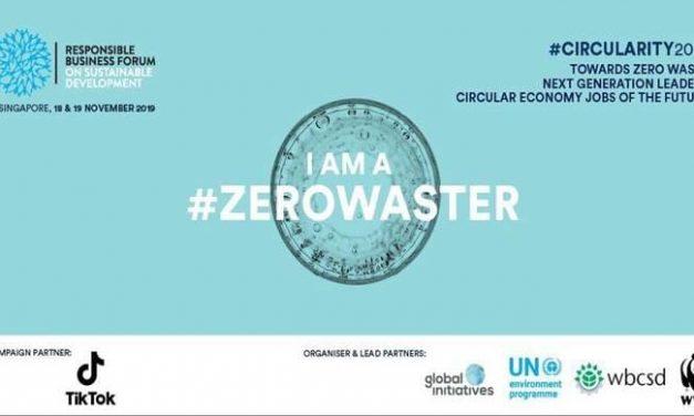 NP: TikTok inspira a los líderes del futuro para fomentar la economía circular a través del challenge #ZeroWaster