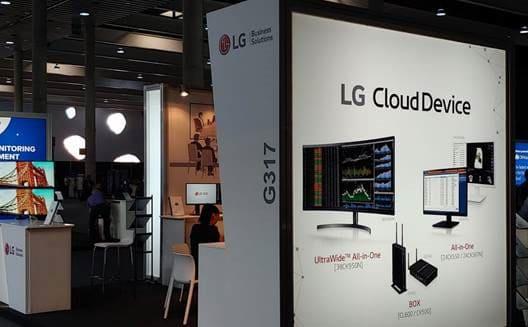 NP: LG reinventa el puesto de trabajo con sus soluciones CLOUD presentadas en VMWORLD EUROPE 2019