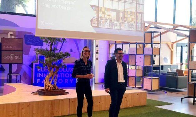NP: Cinco nuevos socios para el Centro de Innovación de Electrolux