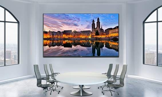 NP: LG reinventa las salas de reuniones con su nueva pantalla LED all-in-one con sistema de videoconferencia integrado