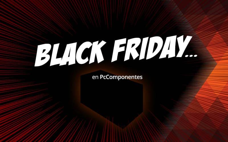 NP: PcComponentes prepara el Black Friday más original y competitivo de su historia