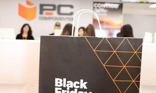 NP: El Black Friday de PcComponentes arranca este domingo a las 22 horas