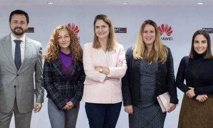 NP: El Smartbus de Huawei España recorre las escuelas de Andalucía para fomentar la educación y responsabilidad digital