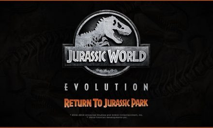 NP: Ya disponible el DLC Jurassic World Evolution: Return to Jurassic Park