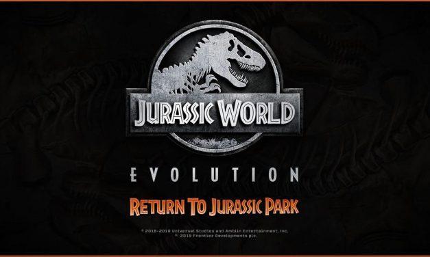 NP: El DLC basado en la película original de Parque Jurásico, Jurassic World Evolution: Return to Jurassic Park, llegará el 10 de diciembre