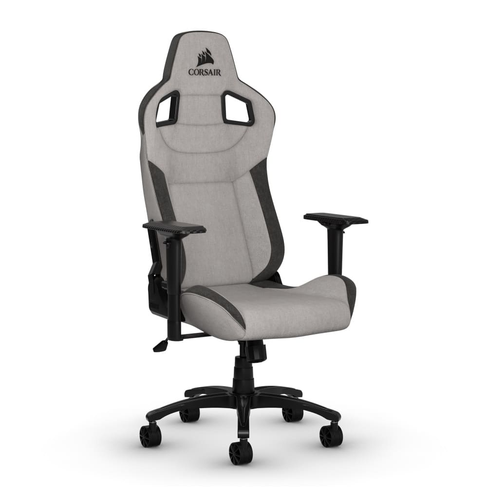 NP: Un control cómodo: CORSAIR lanza la silla para juegos T3 RUSH