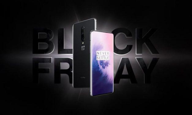 NP: OnePlus se apunta al Black Friday con una oferta especial del OnePlus 7 Pro