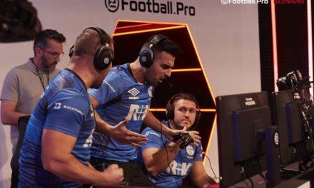 NP: Konami anuncia los resultados del primer Matchday de eFootball.Pro de la temporada 2019/20