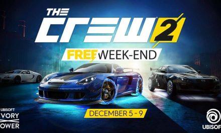 NP: The Crew 2 de Ubisoft te ofrece un Free Weekend, del 5 al 8 de diciembre