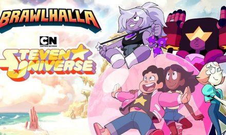 NP: Juega desde hoy como una de las Gemas de la serie Steven Universe de Cartoon Networks: Garnet, Amethyst, Pearl y Stevonnie, en los Epic Crossovers de Brawlhalla