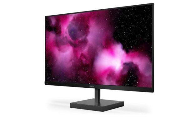 NP: Un diseño excepcional se une a una calidad de imagen de nivel superior: MMD lanza el monitor Philips 276C8