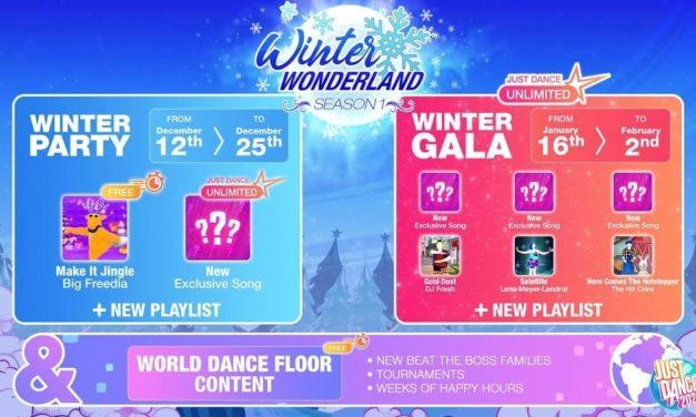 NP: Disfruta de un invierno mágico en Just Dance 2020 con una nueva temporada temática