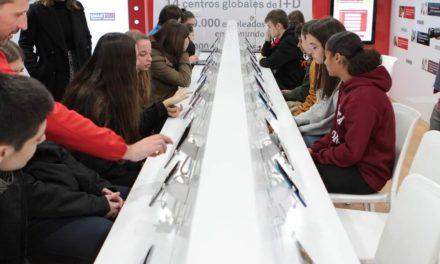 NP: El Smartbus de Huawei España recorre las escuelas vascas para fomentar la educación y responsabilidad digital