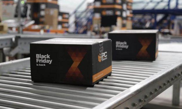 NP: PcComponentes aumenta un 50% sus ventas y logra el mejor Black Friday de su historia