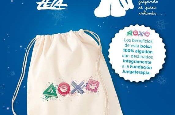 NP: PlayStation crea la Bolsa Solidaria PS by Zeta