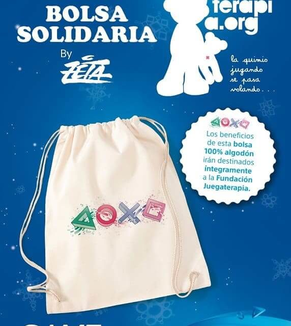 NP: PlayStation crea la Bolsa Solidaria PS by Zeta