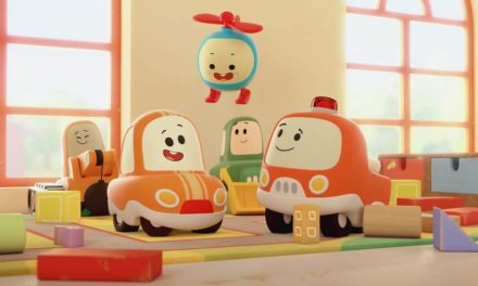 NP: Juguetes VTech presenta Tut Tut Cory Bólidos, la nueva serie de animación preescolar de Netflix basada en su producto estrella