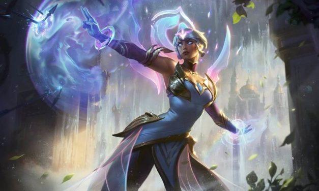 NP: Riot Games anuncia que Karma guerrera del orden será el aspecto benéfico de este año