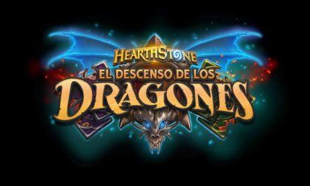 NP: Convertíos en el dragón más poderoso de Hearthstone en El Descenso de los Dragones