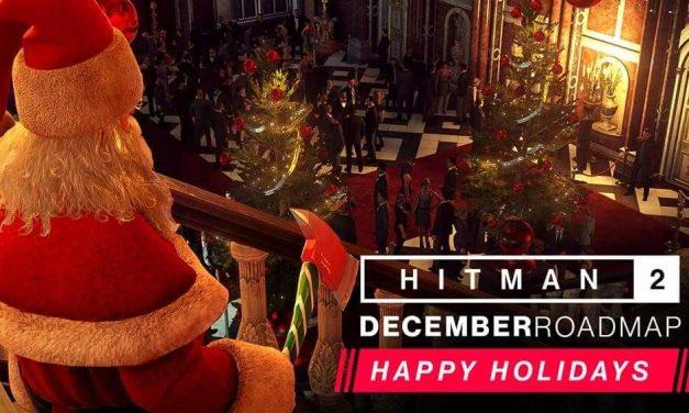 NP: El roadmap de diciembre de HITMAN 2 llega con nuevos contenidos inspirados en la Navidad
