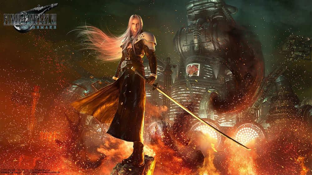 NP: Final Fantasy VII Remake se lanzará el 10 de abril de 2020