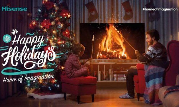 NP: Hisense celebra las fiestas navideñas con una campaña comprometida contra el cambio climático