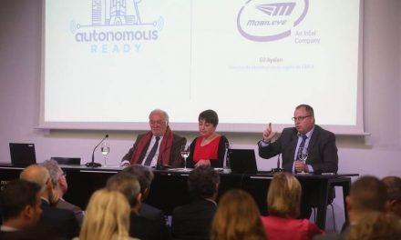 NP: Mobileye mapea 45.000 kms de carreteras a diario en Barcelona para mejorar la seguridad