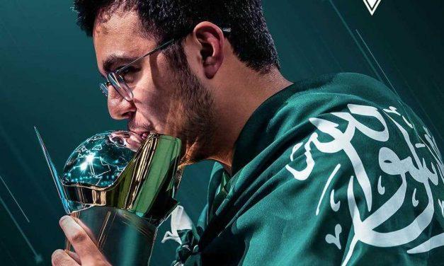 NP: Turtle Beach firma un acuerdo con el campeón de FIFA Mossad Aldossary