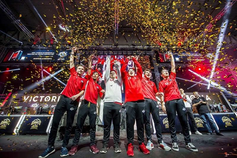 NP: Vodafone Giants Academy se proclama campeón del Circuito Tormenta en NiceOne Barcelona