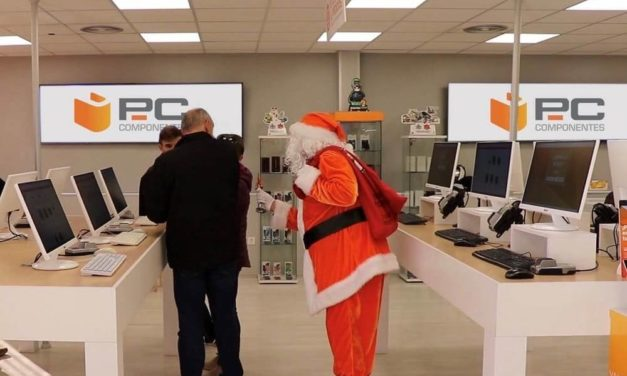 NP: PcComponentes lanza miles de ofertas, sorpresas y cupones regalo durante su campaña de Navidad