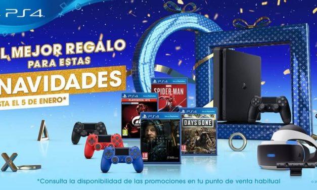 NP: PlayStation celebra la navidad con ofertas en PS4, grandes títulos y periféricos