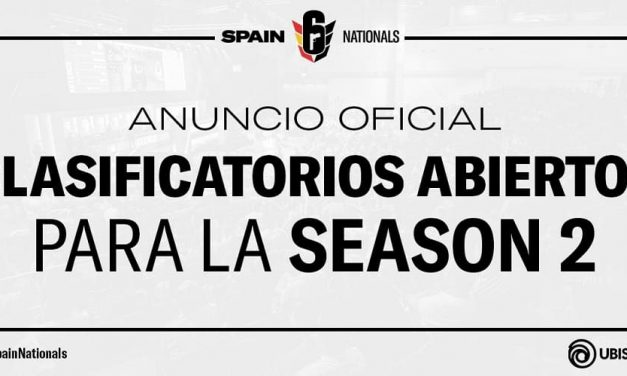 NP: Primeros detalles de la R6 Spain Nationals Season 2