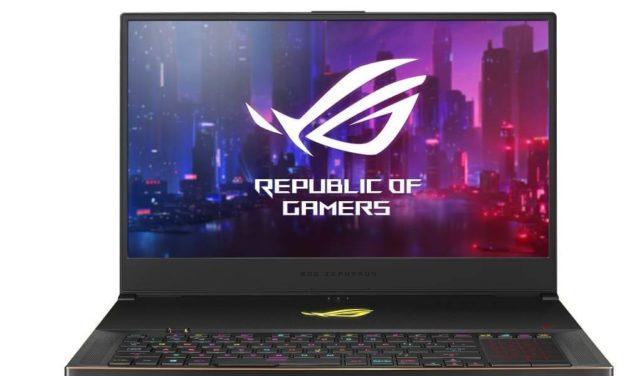 NP: ASUS Republic of Gamers lanza el ROG Zephyrus S GX701 con pantalla de 300 Hz