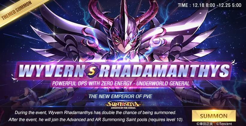 NP: Ya está aquí el capítulo Poseidón, y próximamente la temporada 2 del Campeonato de Jamir. El cosmos en llamas entra a toda velocidad en el 2020 en Saint Seiya Awakening: Knights of the Zodiac