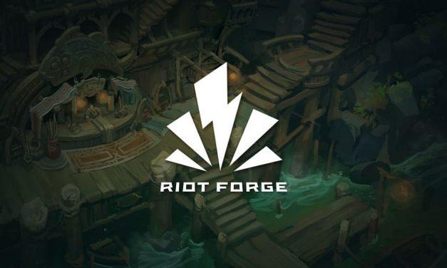 NP: Riot Games anuncia Riot Forge, su nueva división encargada de distribuir juegos desarrollados por terceros