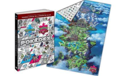 NP: Ya disponible la guía Pokémon Espada y Pokémon Escudo: Pokédex oficial de la region de Galar