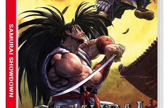 NP: Anunciado Samurai Shodown para Switch en el primer trimestre de 2020